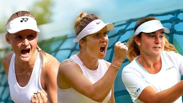 Женский теннис в Украине переживает пик: молодые украинки покоряют мир