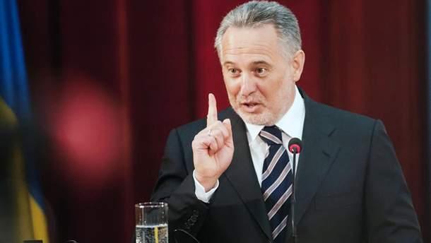 Экстрадиция  Фирташа уничтожыт партию Медведчука