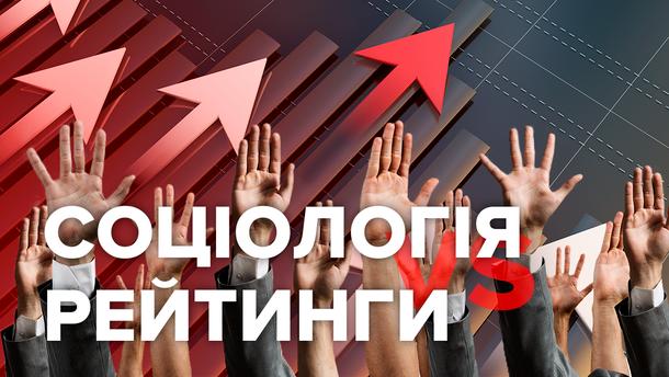Рейтинги і шанси партій пройти у ВР на виборах 2019
