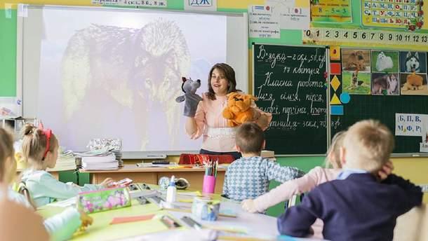 Использование украинского языка в школах – законное