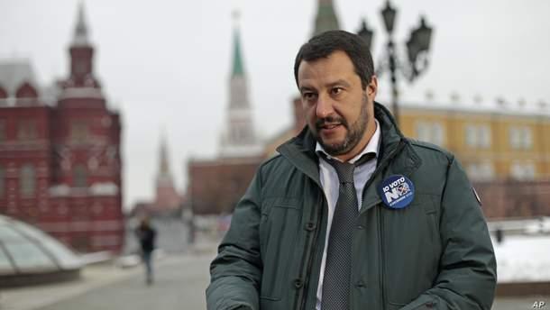 Маттео Сальвіні