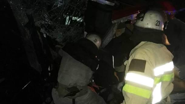 Жуткое ДТП на Николаевщине: погибли двое детей