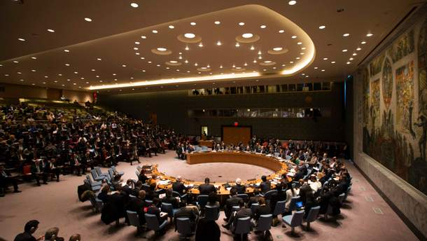 Россиянам  резко указали место на заседении Совета безопасности ООН