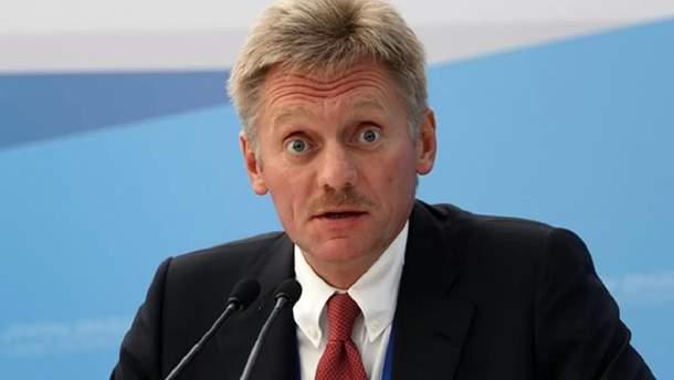 Кремль заперечив перемовини про обмін полоненими