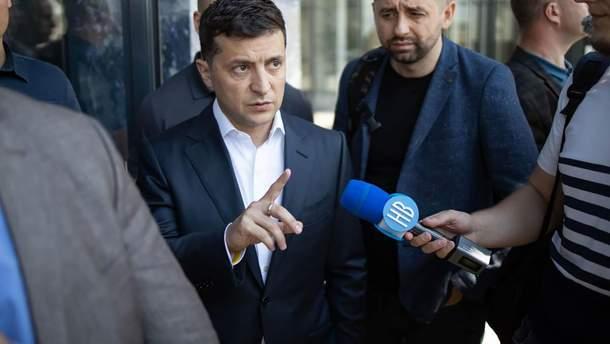 Зеленский в Николаеве устроил новый спор с чиновницей