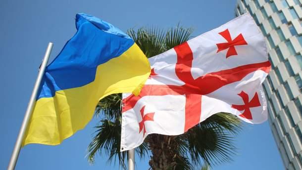 Грузія дала поради Україні щодо Росії