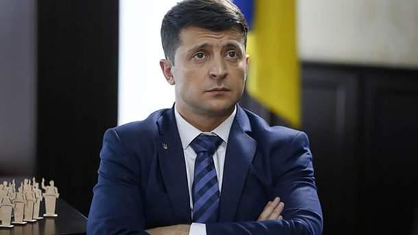"""Зеленский заявил, что кандидат от """"Слуги народа"""" Куницкий не может быть депутатом из-за двойного гражданства"""