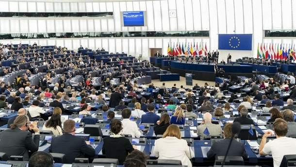 Определен состав делегации Европарламента ассоциации с Украиной