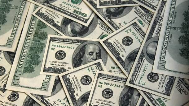 Курс доллара США значительно завышен— МВФ