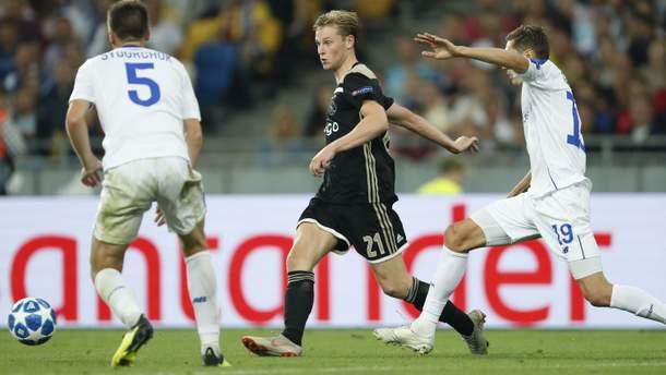 Динамо – Зоря – де дивитися онлайн матчі Ліги Європи