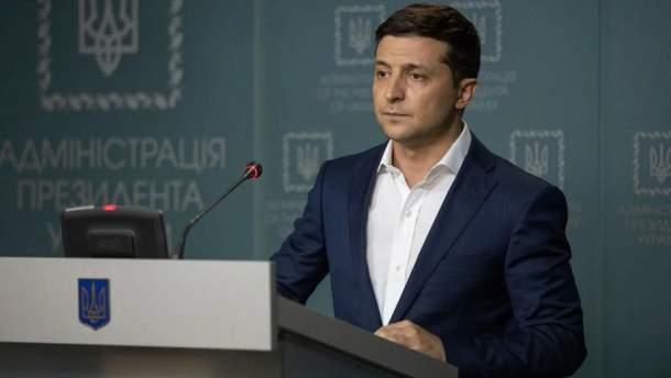 Владимир Зеленский раскритиковал Парубия