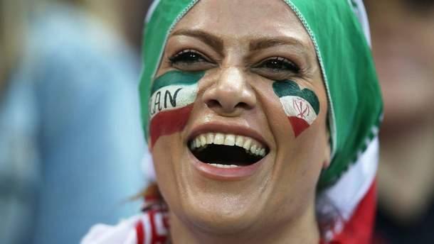 Жінкам в Ірані дозволили відвідувати матчі ЧС-2022