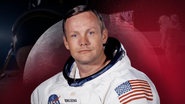 Нил Армстронг – командир миссии Apollo 11