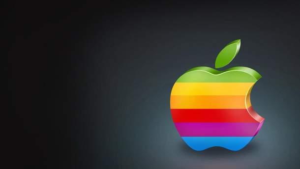 Apple вернет цветные логотипы на свои устройства