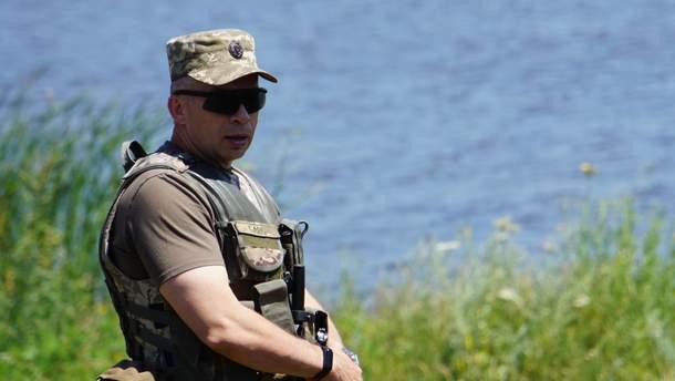 Командувач ООС Сирський назвав найгарячіший напрямок на Донбасі