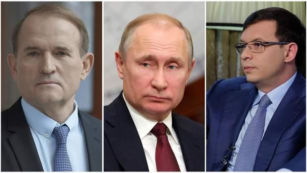 Медведчук, Путін, Мураєв мають багато спільного