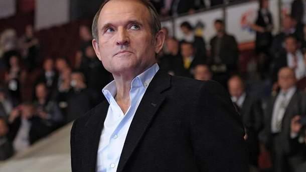 Разумков заявил, что эффективности от Медведчука как переговорщика нет
