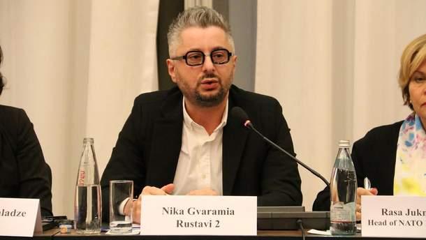 Генеральный директор Ника Гварамия