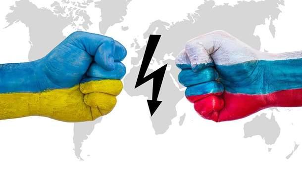 Більшість українців переконані, що Росія є агресором