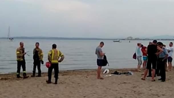 Рятувальники шукали туриста