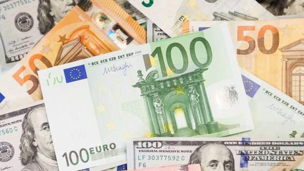 Курс доллара, евро – курс валют НБУ на сегодня 22 июля 2019
