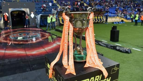 ЧМ Украины 2019 – дата и время первого круга ЧМ 2019 по футболу