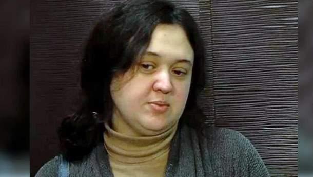 Підозрювана в торгівлі дітьми українка Юлія Сусляк
