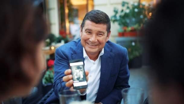 Так Александр Онищенко – кандидат или нет?