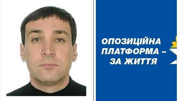 Кандидат у нардепи Дмитро Торнер