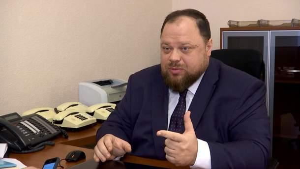 Про Медведчука, федерализацию и референдумы: интервью с представителем Зеленского Стефанчуком