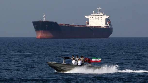 Конфликт Ирана и Великобритании продолжается