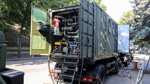 Військових забезпечать мобільним житлом