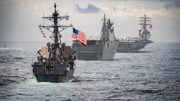 """США готовит операцию """"Часовой"""" в Персидском заливе"""