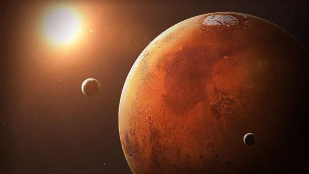 Во время колонизации Марса поможет вино