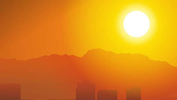 Неймовірна спека у США