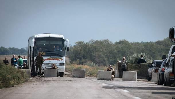 В Луганске переживают за украинские пенсии, а не за выборы в Раду