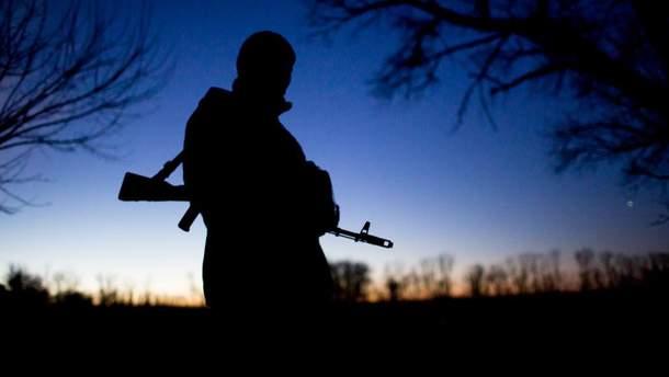 На оккупированном Донбассе не было обстрелов