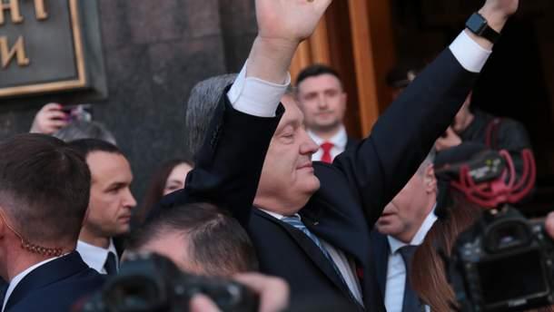 Чому партія Петра Порошенка Європейська солідарність втратив рейтинг