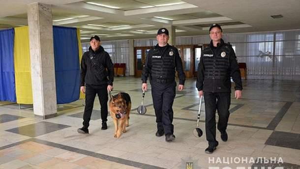 Поліція виявила суттєві порушення на виборчомуц окрузі №64