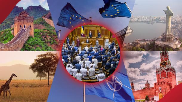 Вибори у Веховну Раду України 2019 – змінять результати голосування зовнішній курс