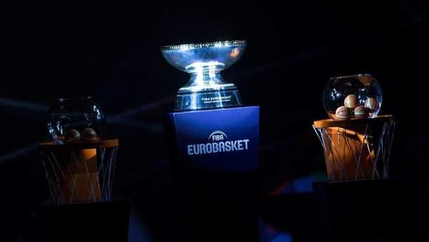 Збірні України з баскетболу отримали суперників у кваліфікації чемпіонатів Європи