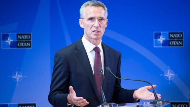 Генсек НАТО: ми дали Росії останній шанс, – FAZ