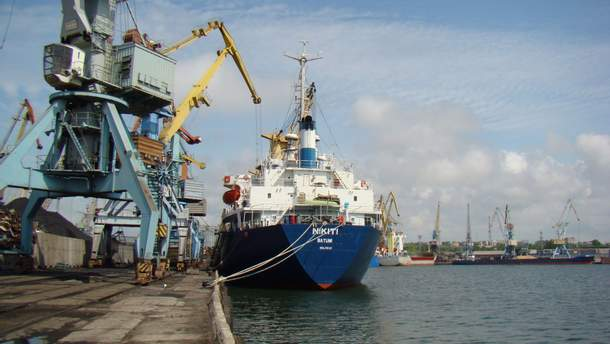 Українські порти на Азові недоотримали 6 мільярдів гривень через агресію РФ