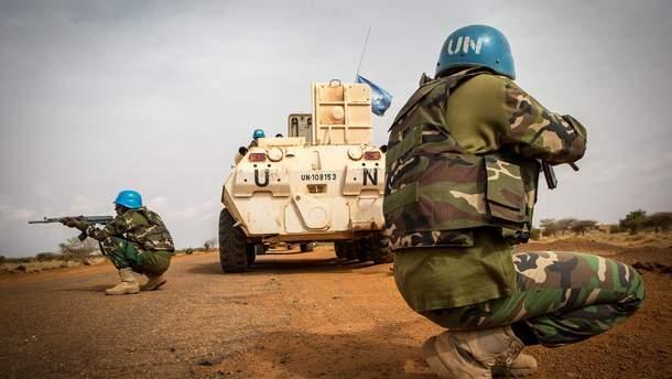 Миротворці ООН