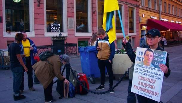 В Санкт-Петербурге убили активистку Елену Григорьеву