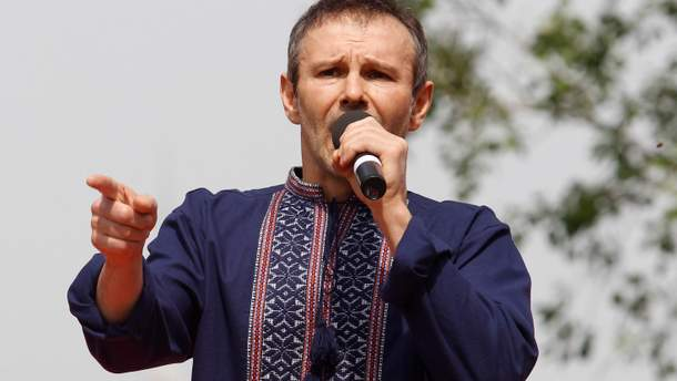 Если бы Вакарчук молчал и пел, его партия могла бы набрать больше голосов
