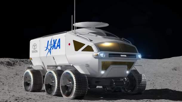 Toyota планує освоювати Місяць