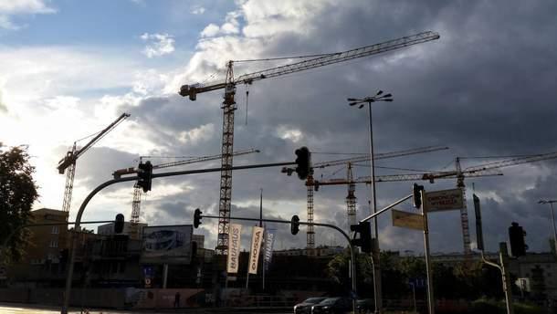 Где больше всего строят жилье недалеко от Киева?