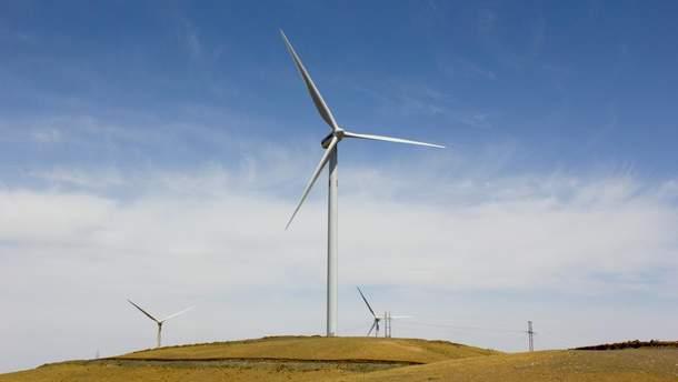 Вітряні електростанції