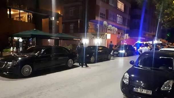 В Анкарі поранили Білоруського дипломата